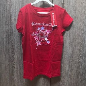💙3 for $30💙 American Girl t-shirt NWT